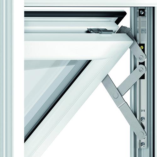 Casement-window-hinge