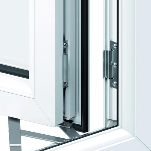Casement-window-stay-guards