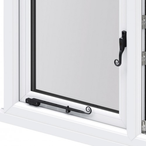 Flush-sash---hardware