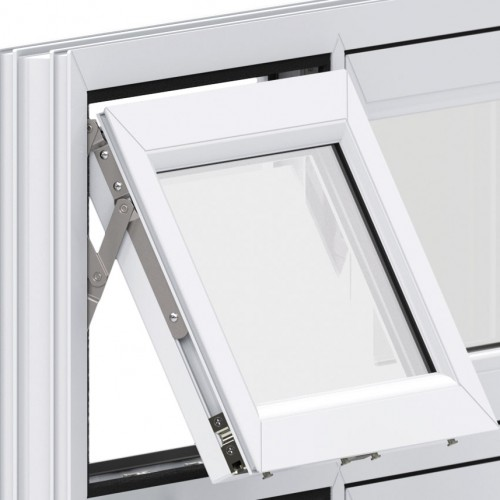 Flush-sash---slim-frame