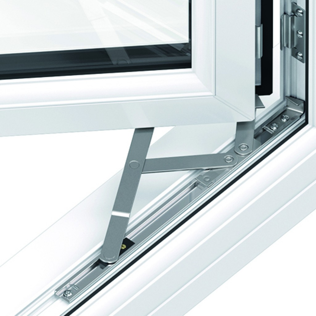French casement windows photos houzz -  French Casement Easy Clean Hinge