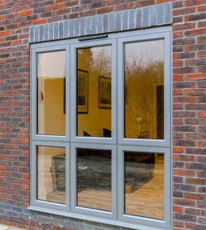 Aluminium Windows casement