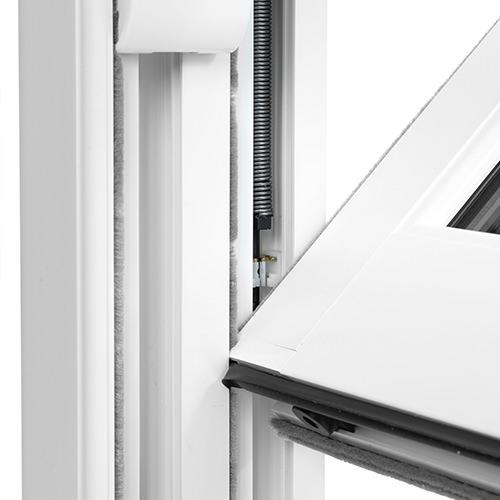 Sash Horn vertical concealed