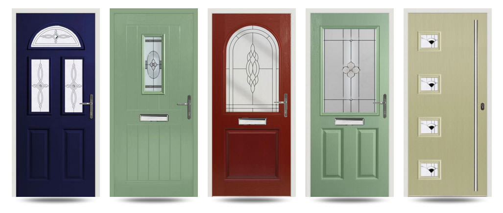 Endurance Composite Door