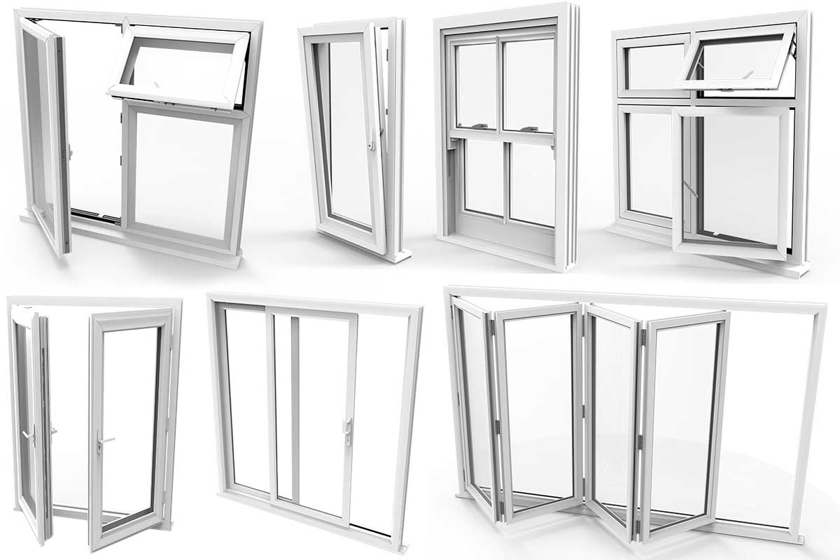 uPVC Window Suppliers Berkshire