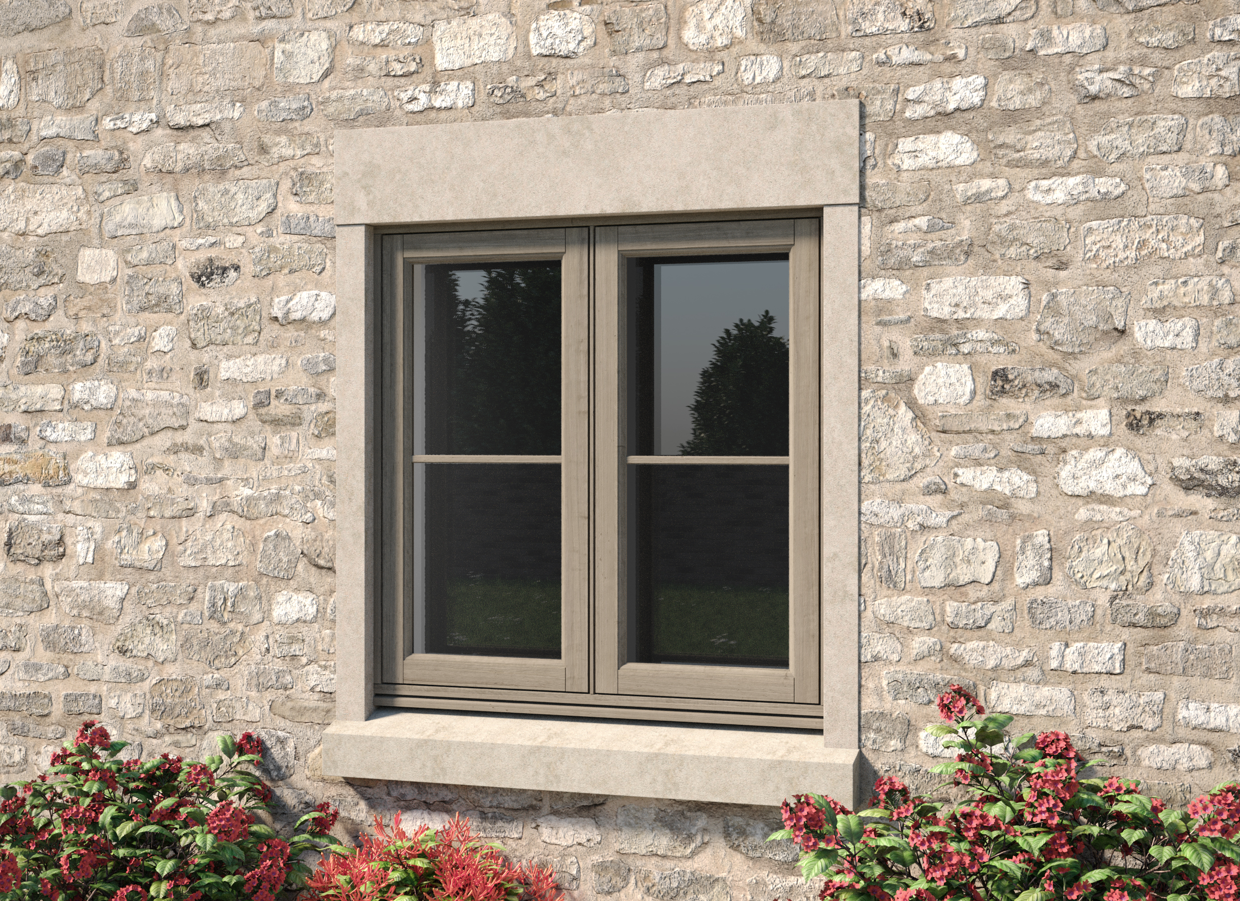 Flush Sash Window Trade Prices