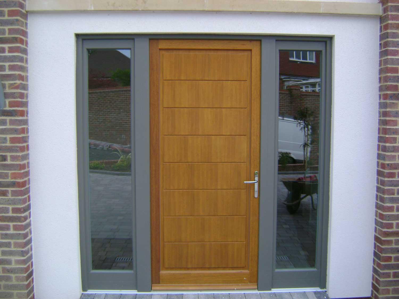 Timber Door Supply only