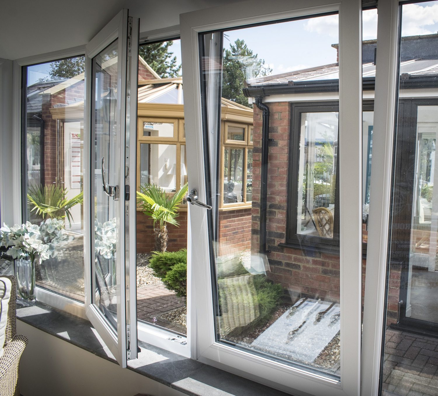 uPVC Tilt and Turn Windows Berkshire