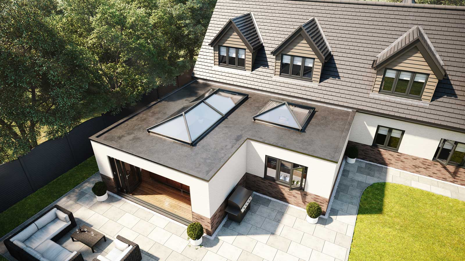Lantern Roof Quotes Berkshire