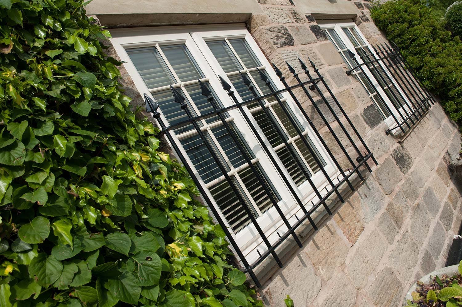 Supply Only French Casement Windows Berkshire