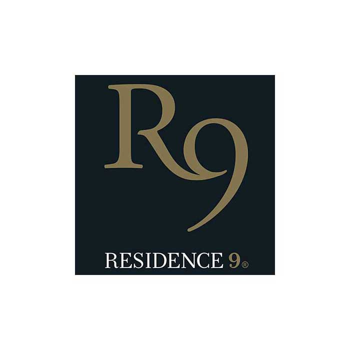 residence 9 logo