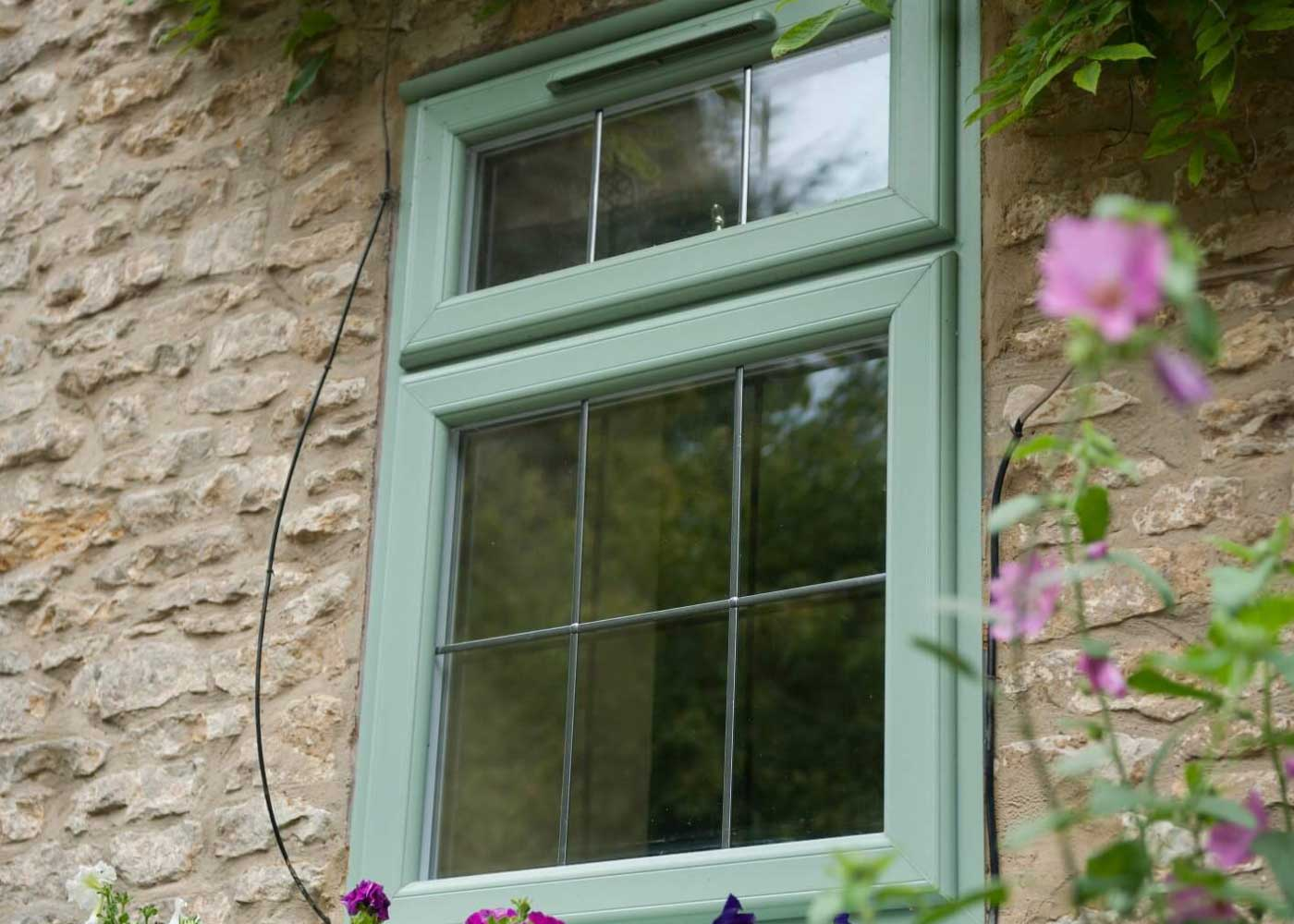 Deceuninck Casement Windows Berkshire