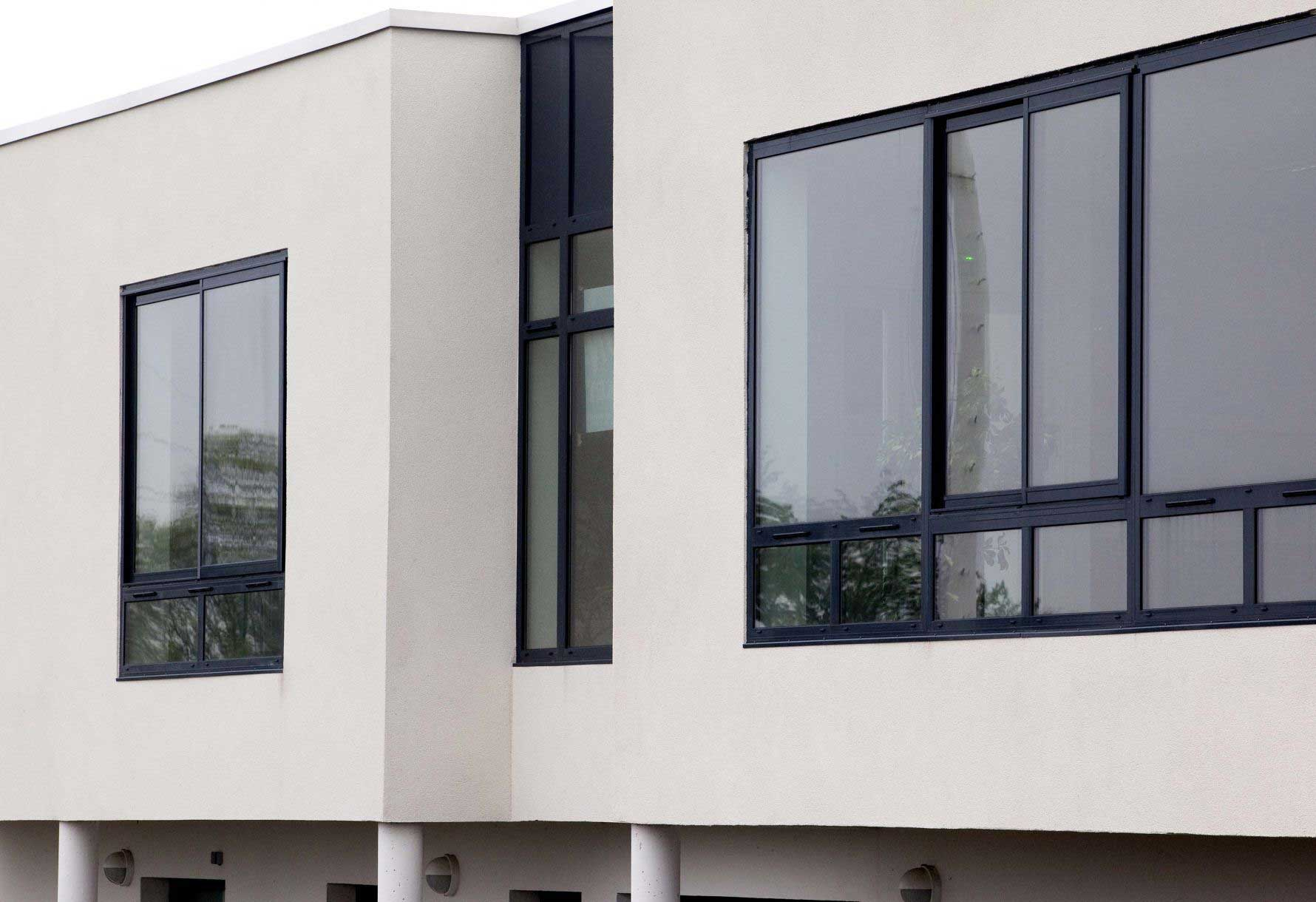 Aluminium Flush Windows Berkshire