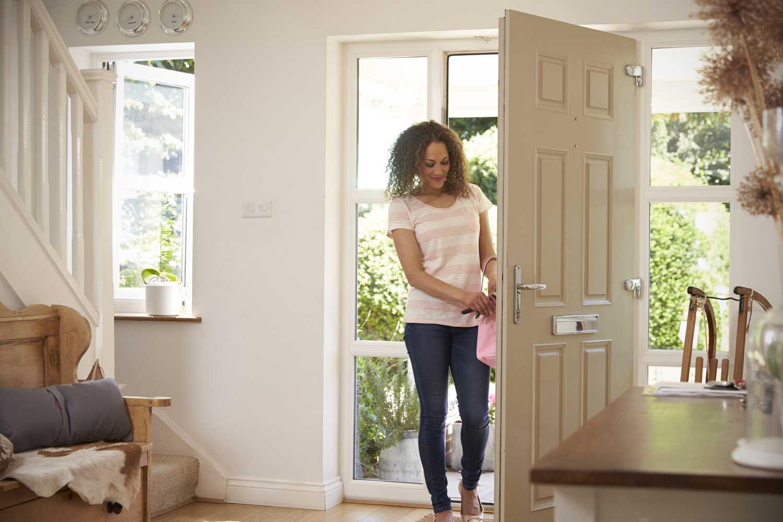 Composite Front Door Supply & Fit Reading