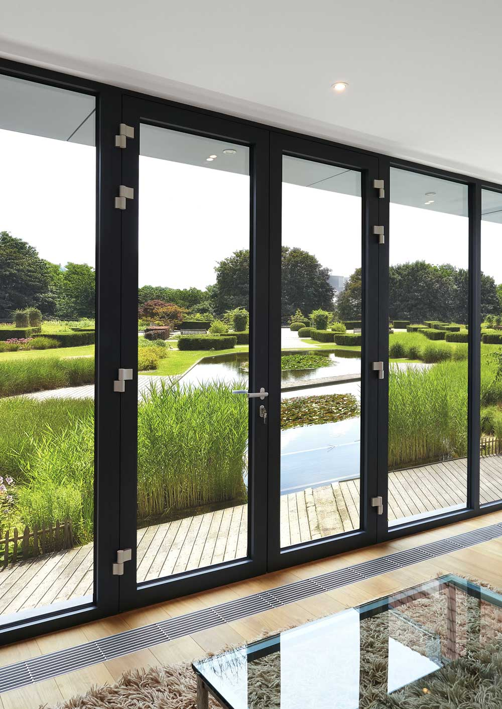 Aluminium French Door Suppliers Berkshire
