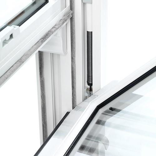 Vertical Sliding Window Trade Prices